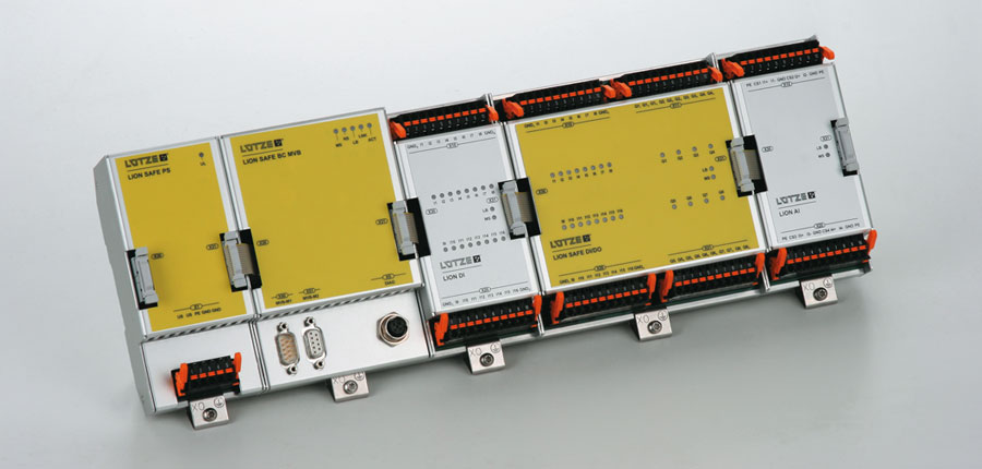 Vehicle control unit / Compact control unit