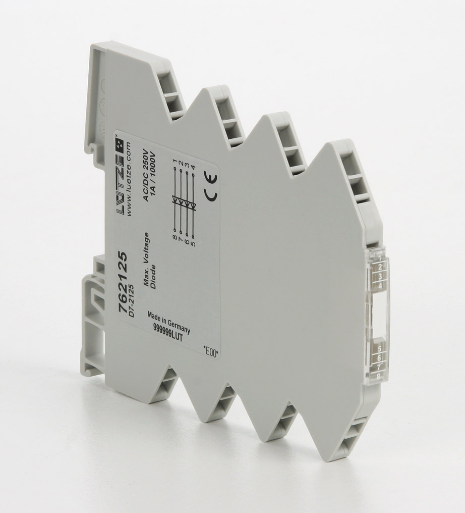 Diode and resistor modules - Lütze Transportation GmbH