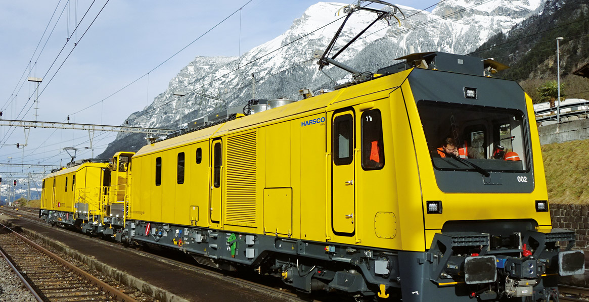 LÜTZE equipment has proven itself in the Gotthard Base Tunnel - Lütze Transportation GmbH